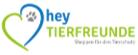 logo 23309 - hey-tierfreunde.de – Shoppen für den Tierschutz - 5 % Gutschein